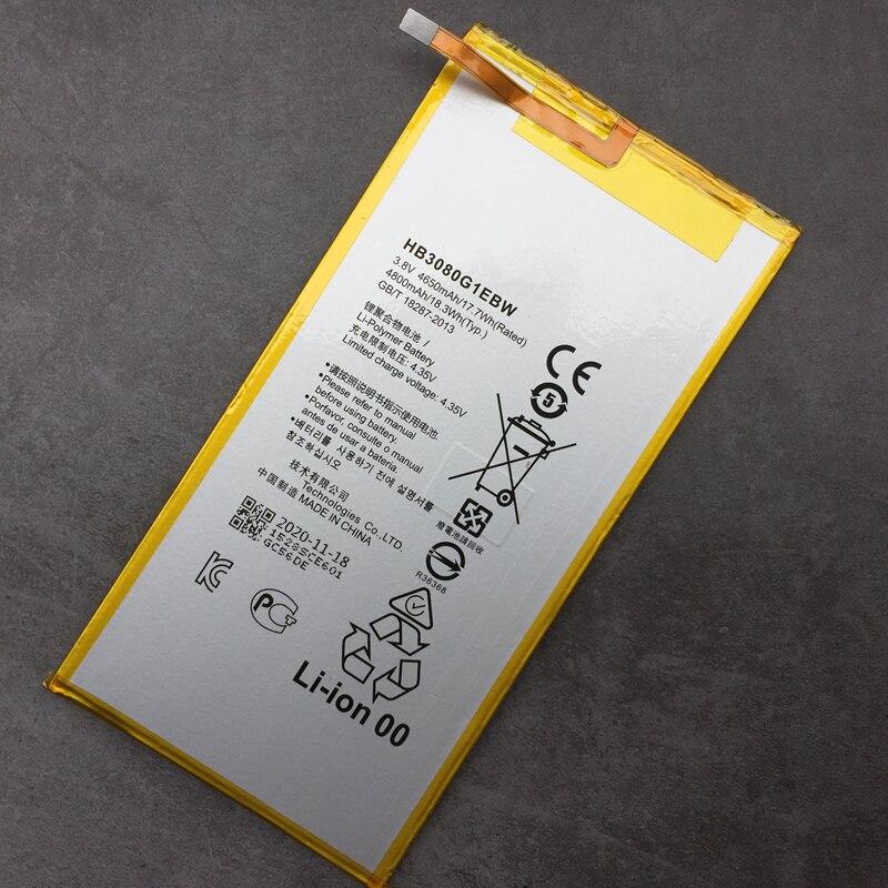 4800mAh New Original HB3080G1EBW Battery For Huawei MediaPad T3 8.0