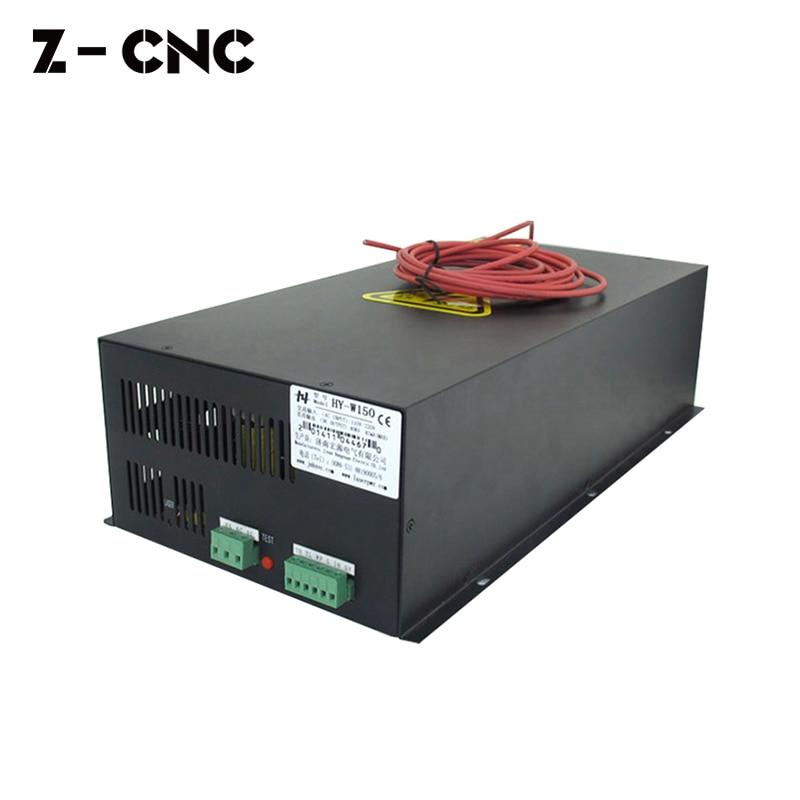 Z-CNC Co2 Laser Power Supply W150 Laserpwr For Laser 140W 150W 160W 170W 180W Black Laser PSU W150 Ac110 Ac220 Co2 Power