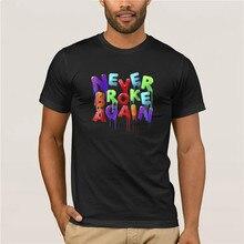 Summer Fashion Street T-Shirt Y0ungboy Never Broke Again Colorful men Unisex New Fashion Fashion Mens Short sleeve T Shirt