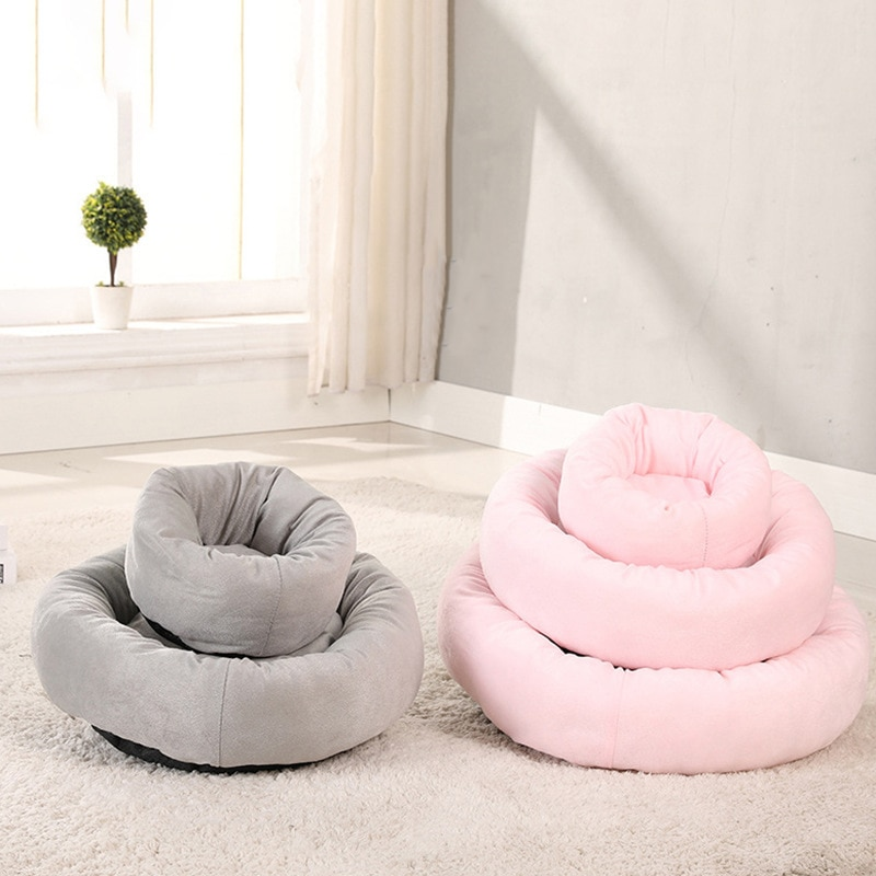 Winter Pet Cat Bed Soft Comfortable And Breathable Cat Nest Suitable For Small And Medium Sized Dog Mat Deep Sleep Pets Supplies