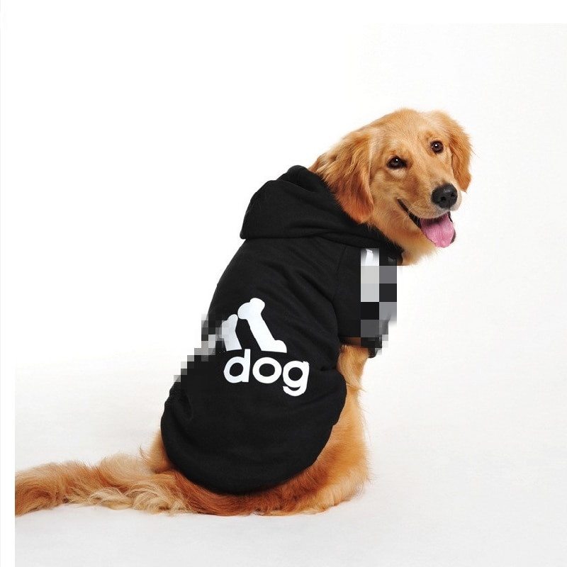 Dog Hoodie Pet Dog Clothes for Big Dogs Pets Clothing Warm Dog Coat Jacket Puppy Pet Clothing for Dogs Sweater Ropa Perro
