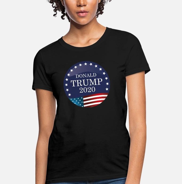 Camiseta de mujer vota Trump 2020 Donald Trump para Presidente 2020