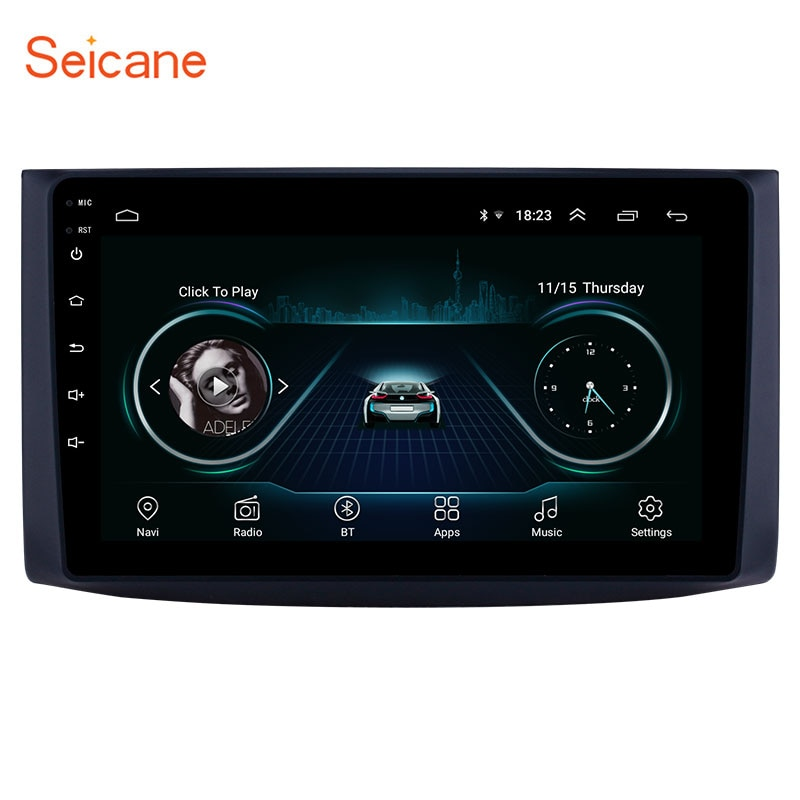 Seicane-راديو السيارة GPS ، Android 8.1 ، مشغل الوسائط ، الملاح ، للسيارة 2006-2019 ، chevy Chevrolet Aveo/Lova/Captiva/Epica/RAVON Nexia R3/Gentra
