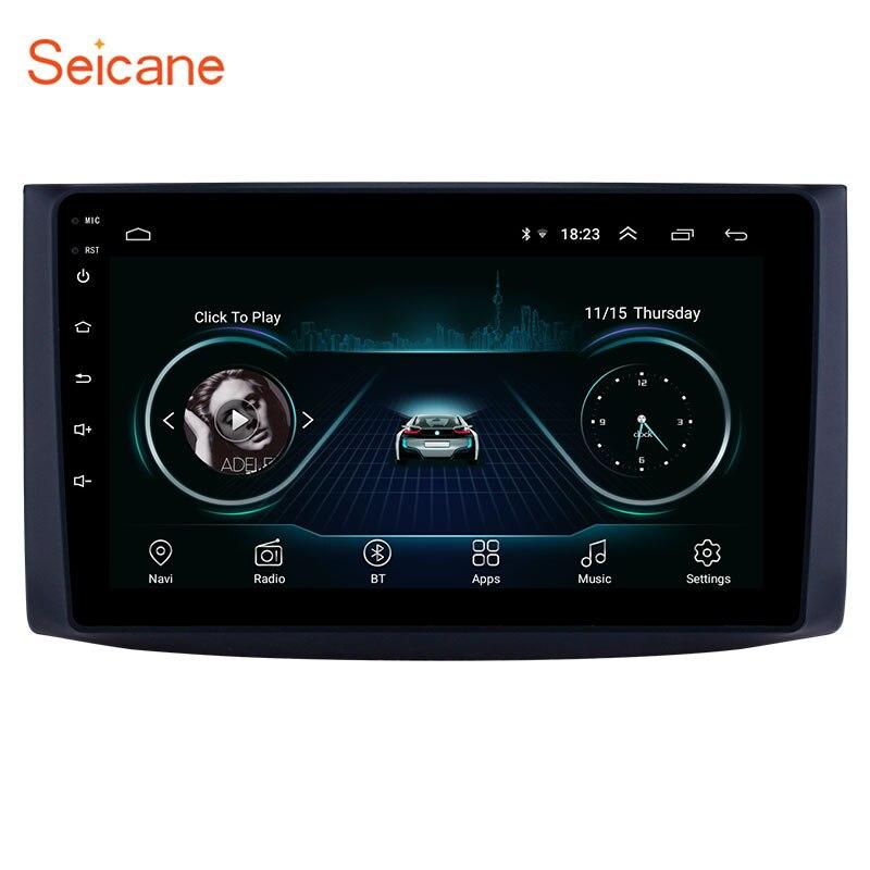 Seicane Android 8,1 GPS para coche Radio reproductor Multimedia para 2006-2019 chevy Chevrolet Aveo/Lova/Captiva/Epica/RAVON Nexia R3/Gentra