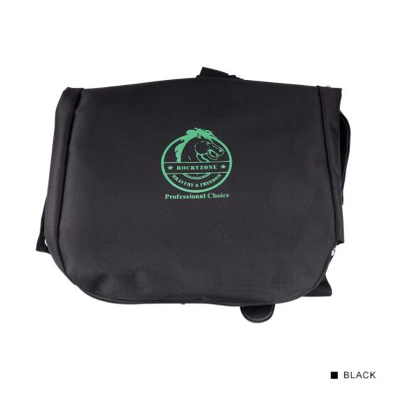 Cavassion Equestrian Horse Excreta Bag when horses take part in games in the city centre riding horses