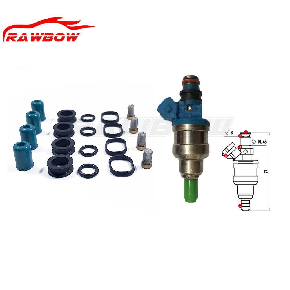 Inp062 mdh182 kit de reparação injector combustível 01103 para ford mitsubishi mirage