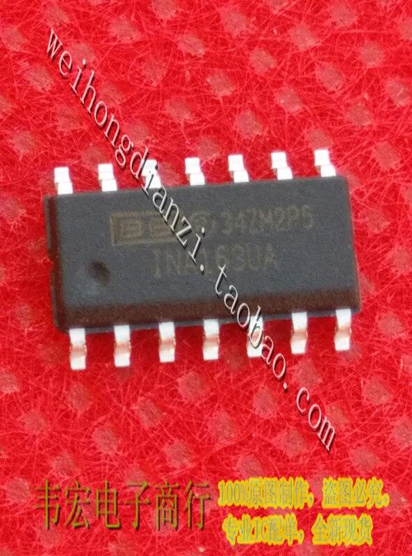 Lieferung. INA163UA SHC615AU Freies neue chip spot SOP14