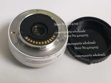 95% nova lente original para nikon 1 para nikkor 10mm f/2.8 unidade de lente aplicar a j1 j2 j3 j4 j5 v1 v2 v3 (segunda mão)