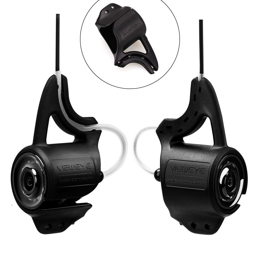 Visible Video Fish Finder River Lake Sea Real-time Live Underwater Ice Video Fishfinder Fishing Camera IR Night Vision enlarge
