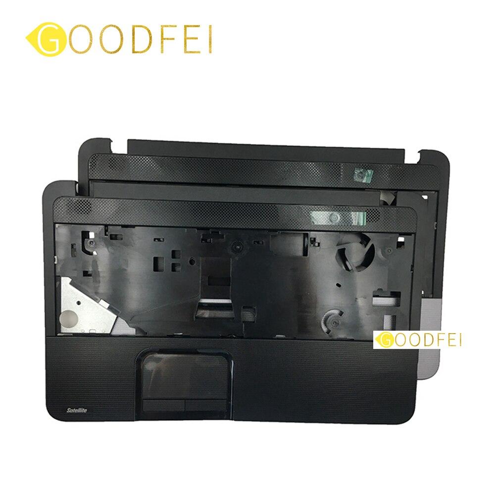 جديد الأصلي ل توشيبا الأقمار الصناعية C850 L850 C850D C855 C855D L855 L855D Palmrest لوحة المفاتيح الحافة العلوي العلوي C غطاء