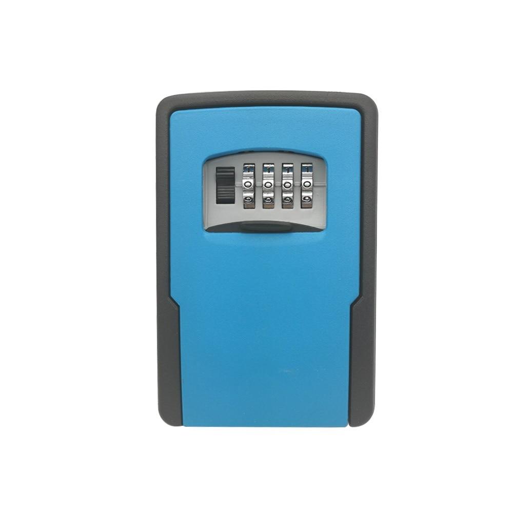 Наружный Сейф для хранения ключей, сейф для ключей с комбинированным кодом, сейф для ключей снаружи