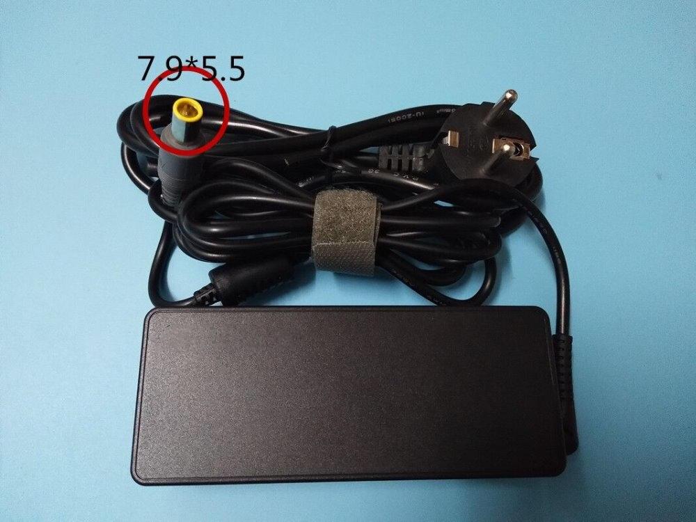شاحن Lenovo ThinkPad L430/L530/L520/L510/L512 ، أصلي وجديد ، محول طاقة التيار المتردد ، OEM 20V 4.5A