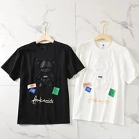 2021ss ader error embroidery patch bear t shirt for men and women 11 high quality adererror loose couple short sleeves