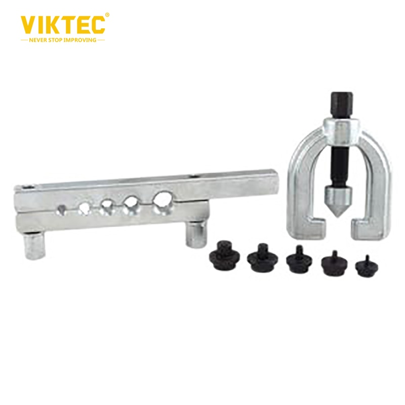 VT13487 7 шт. инструмент для развальцовки труб автомобильный инструмент для кондиционирования воздуха автомобильный инструмент для развальцо...