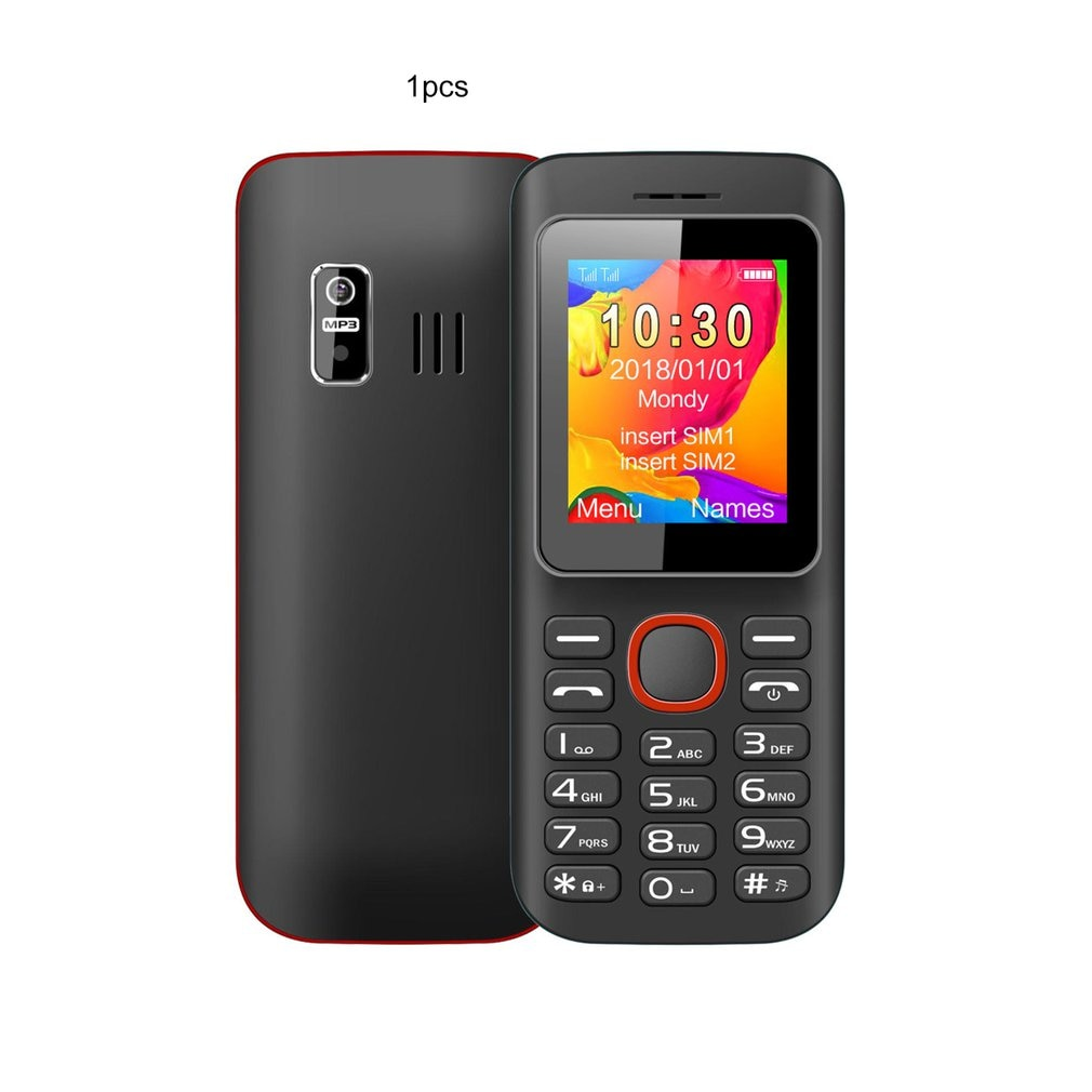 Двойная карта, двойной режим ожидания, Gsm, большие слова, громкий старый человек, большие слова, громкий старый телефон, портативный старый т...