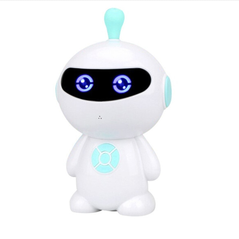 Robot Talking study Interactive Dialogue Voice Recognition Record enlarge