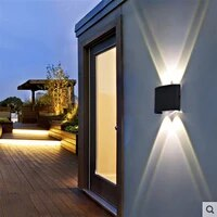 permo waterproof outdoor led wall lamps 468w wall lights indoor sconce led wandlamp luminaria garden balcony porch light