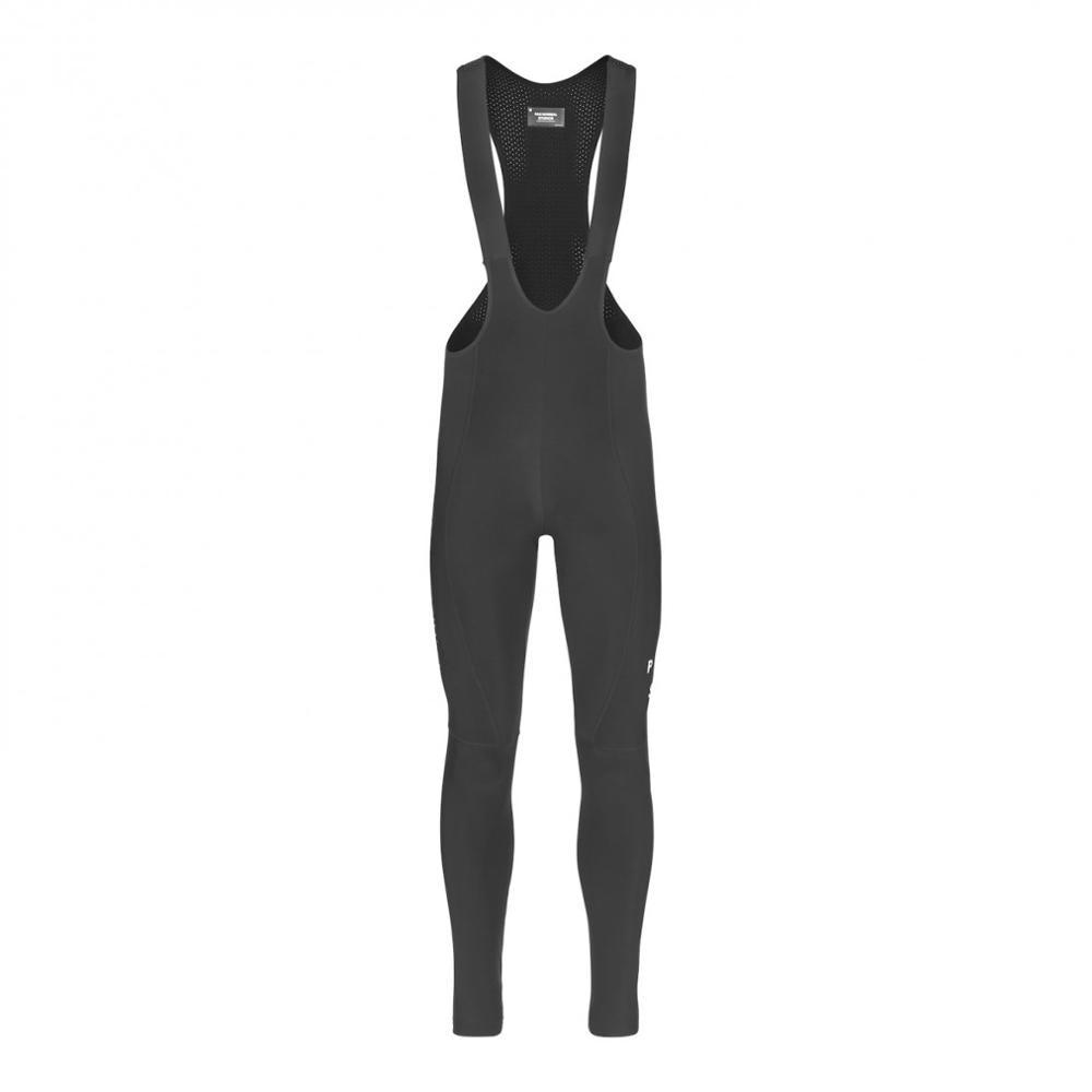 PIMMER high quality winter thermal fleece training cycling tights PNS thermal fleece cycling bib pants cycling bibs