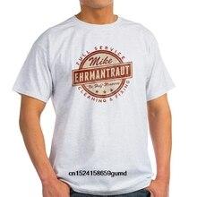 Divertida camiseta para hombre nueva camiseta de manga corta para mujer Retro Mike Ehrmantraut Cleaner-Camiseta de algodón
