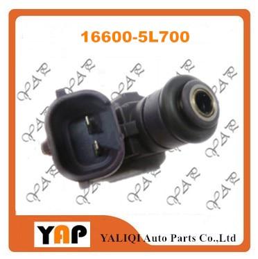 Топливный инжектор (4) для FITNISSAN Nissan Primera X-Trail P12 T30 QR20DE 2.0L L4 16600-5L700 FBJC100 1998-2016