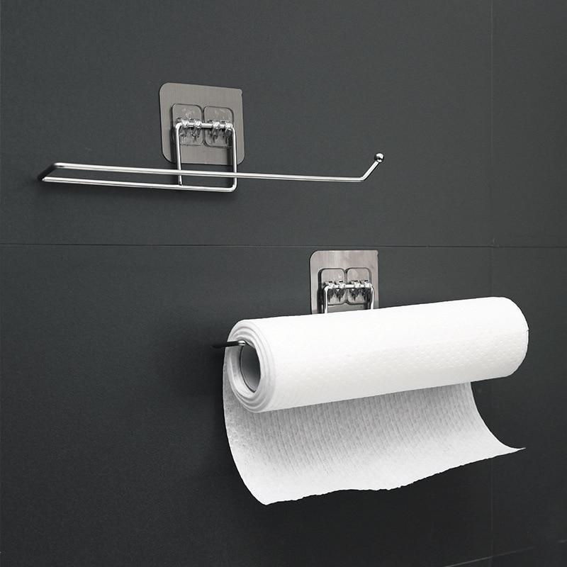 Vonios ir virtuvės reikmenų rankšluosčių laikiklių laikymo - Organizavimas ir saugojimas namuose - Nuotrauka 2