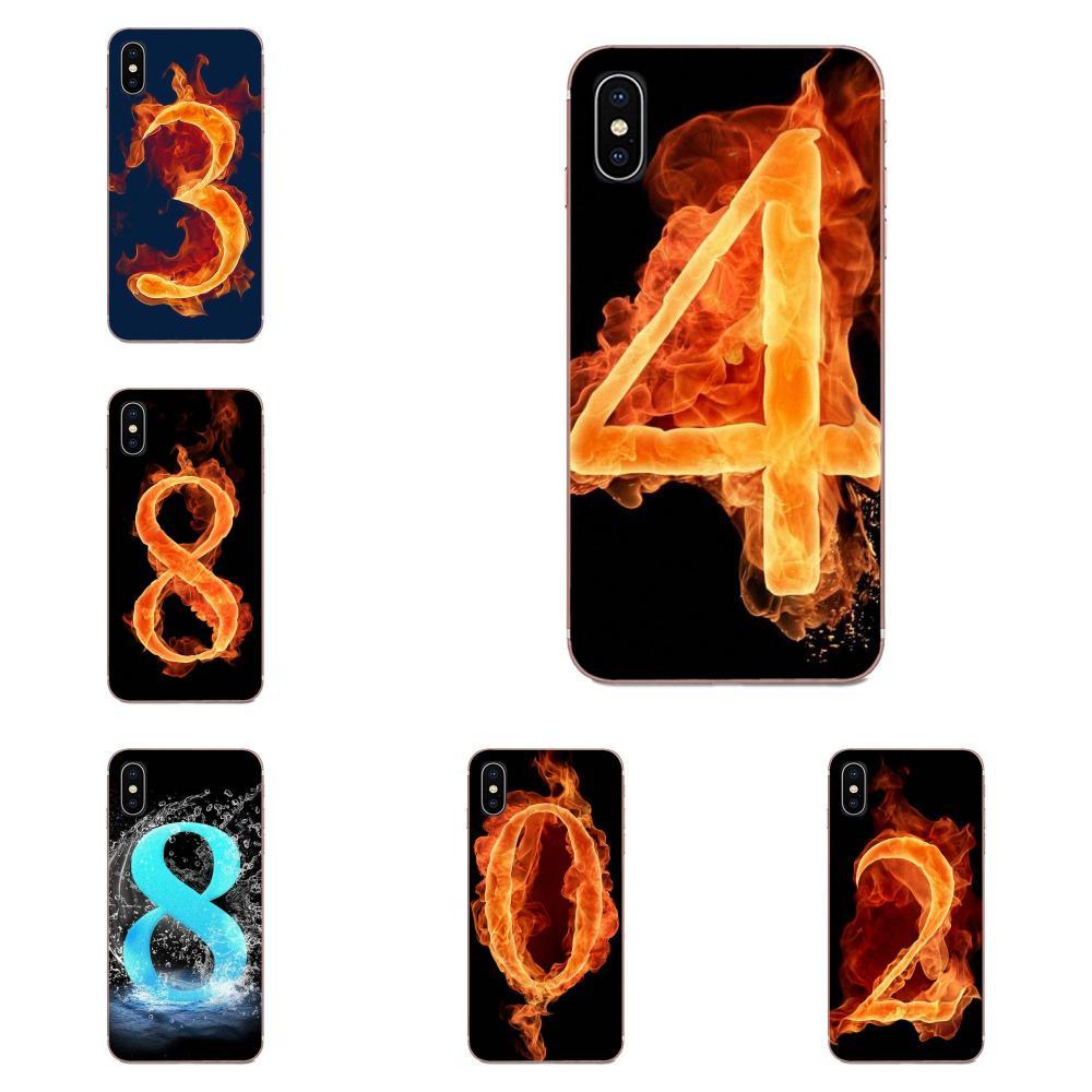 Kunst Anzahl Für Galaxy Alpha Hinweis 10 Pro A10 A20 A20E A30 A40 A50 A60 A70 A80 A90 M10 M20 m30 M40 Weichen Handy Fall