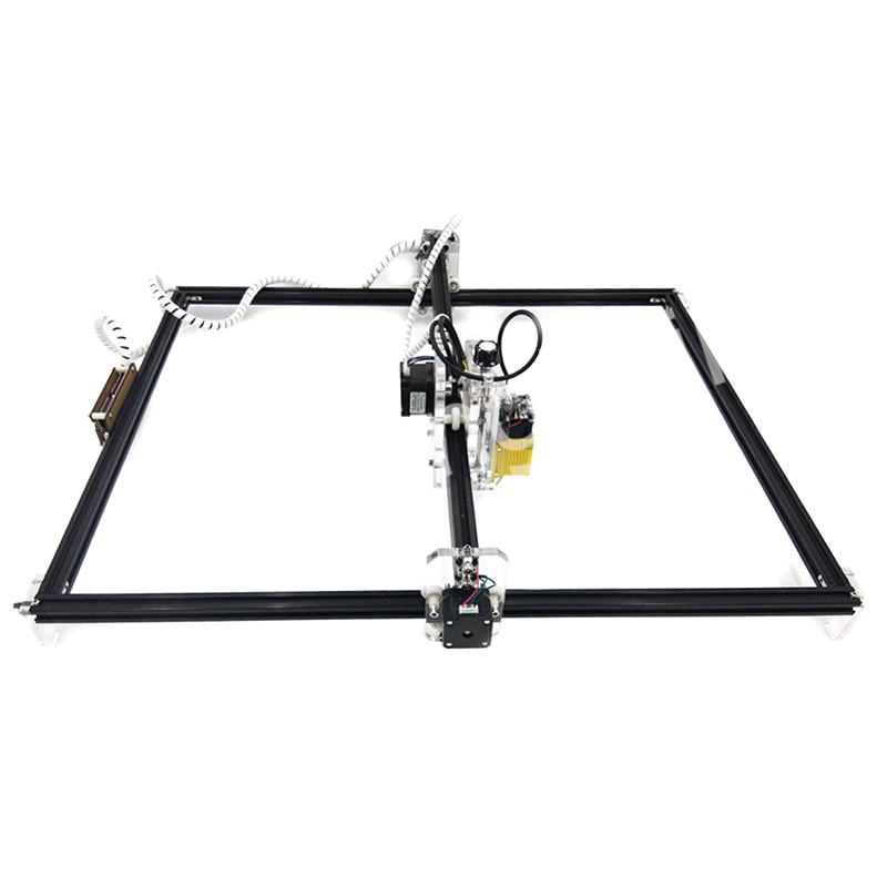 65*50 CNC подвергая механической обработке лазерная гравировка машина DIY Лазерный гравер лазерной резки 12В CNC лазерная гравировка машина марки...