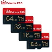 Карта памяти Micro SD, класс 10, 4 ГБ, 8 ГБ, 16 ГБ, 32 ГБ, 64 ГБ, 128 ГБ, 256 ГБ