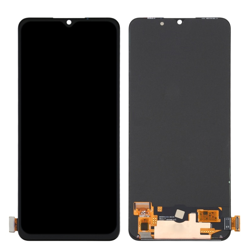 Original AMOLED Display For OPPO Reno3 4G 5G CPH2043 PCHM30 LCD Display Screen Touch Digitizer Assembly enlarge
