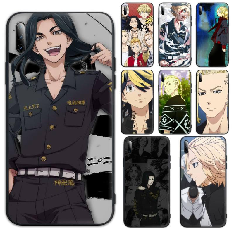 Tokyo Revengers Phone Case for Xiaomi mi5 mi5x mi6 mi6x mia2 mi8 mi9 mi10 note2 note3 note10 pro max