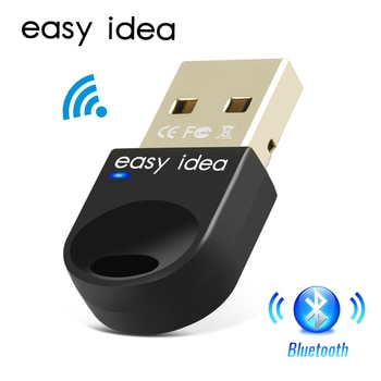 Sans fil USB Bluetooth adaptateur 5.0 pour ordinateur Bluetooth Dongle USB Bluetooth 4.0 PC adaptateur Bluetooth récepteur émetteur