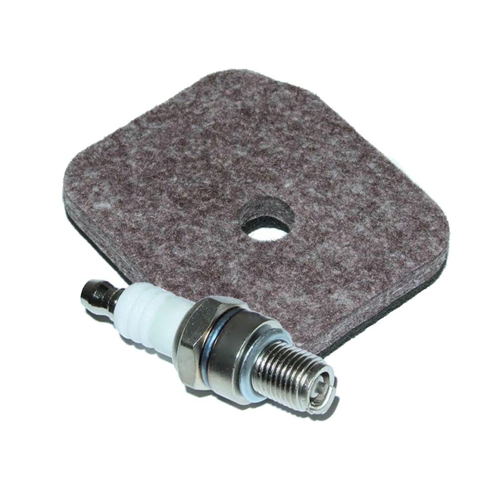 Замена воздушного фильтра Свеча зажигания ремонт подходит для Stihl HS81R HS81T HS86R HS86T