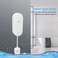Water leakage sensor WIFI leak level Alarm detector security Overflow Alarm System Tuya Smart Life App Remote control smart home