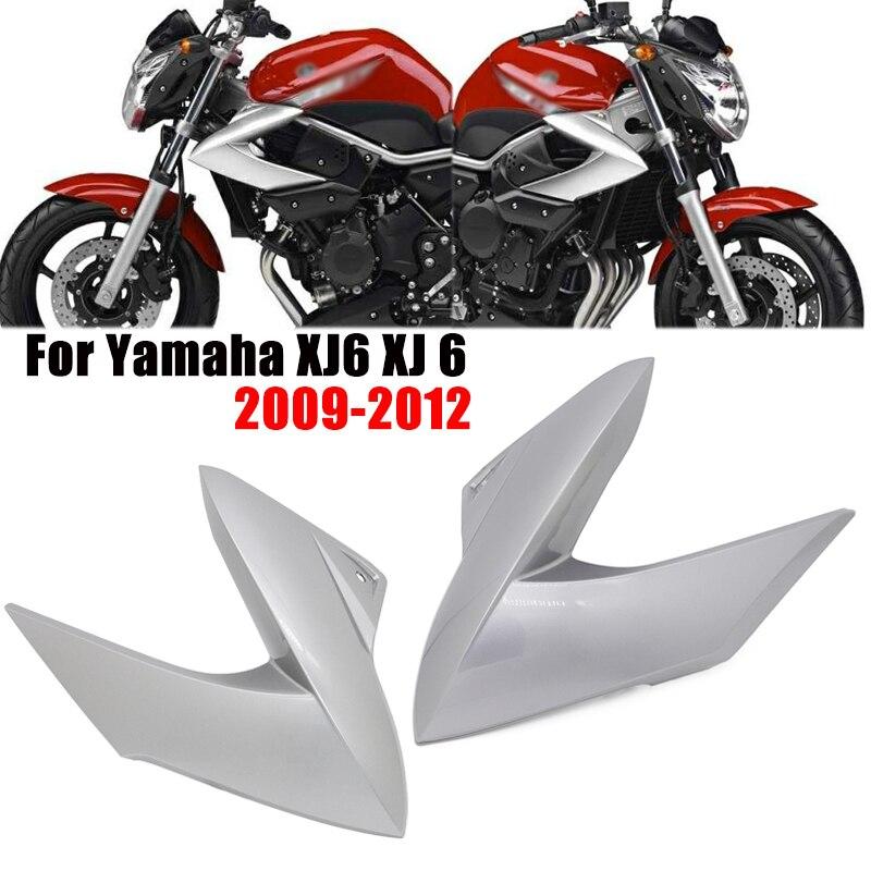 For Yamaha XJ6 2009 - 2012 Motorcycle Side Fairing Panel Bodywork Frame Injection Fairing Body Frame