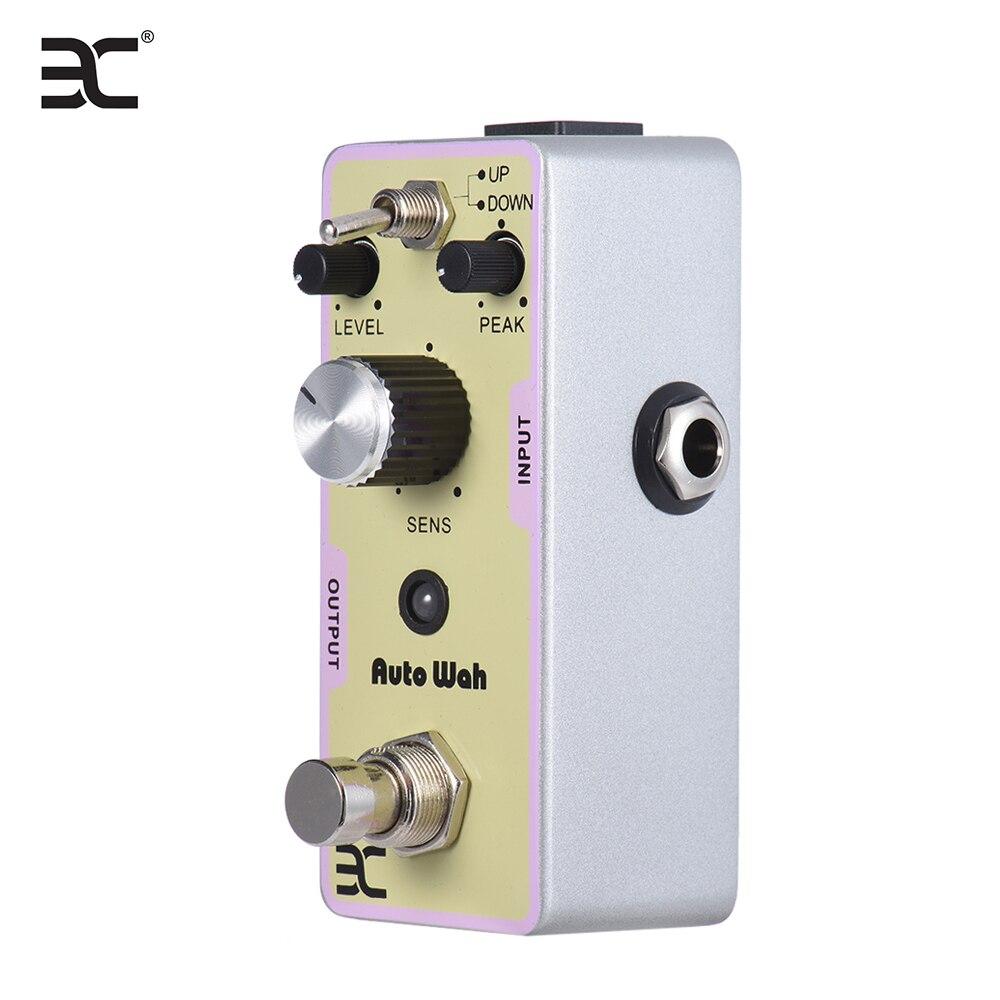 ENO TC-61 Auto Wah Guitar Effect Pedal True Bypass Guitarra Guitar Parts & Accessories