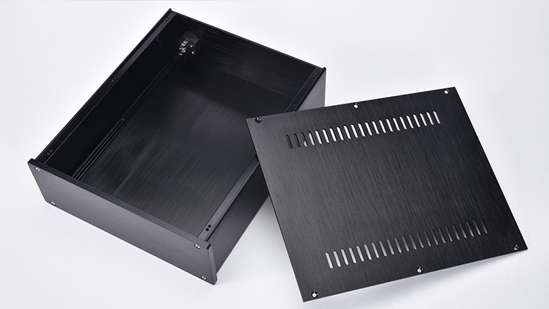 2609 Preamp Box DIY