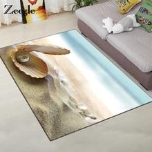 Zeegle Carpets For Living Rom Non-slip Floor Mat Bedroom Living Room Tea Table Rugs Home Textile Kitchen Bathroom Carpet