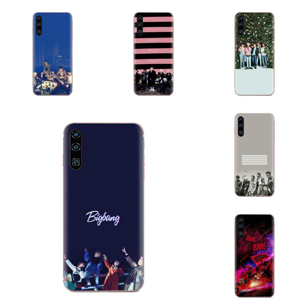 Мягкий ТПУ топ продаж Bigbang G Dragon Rap для Motorola G G2 G3 G4 G5 G6 G7 Plus для Xiaomi Redmi Note 8 8A 8t 10 K30 5G Pro