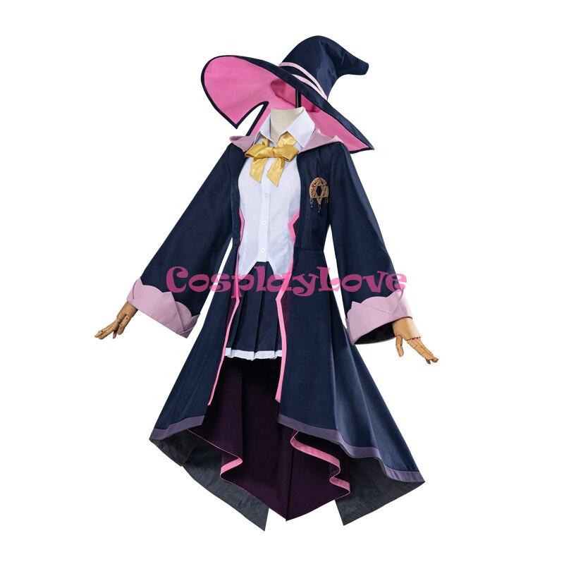 Косплэй любовь Блуждающие ведьмы: Путешествие elaina костюм