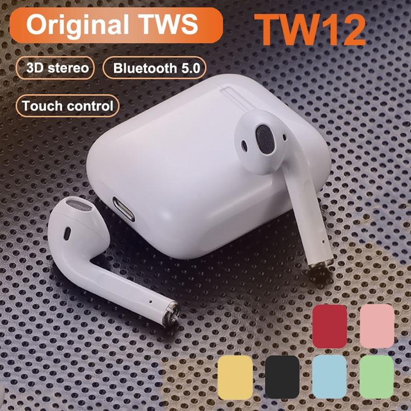 Bluetooth 5.0 Original I12 TWS Hi-Fi Sound In Ear Earphones I7 Mini2...