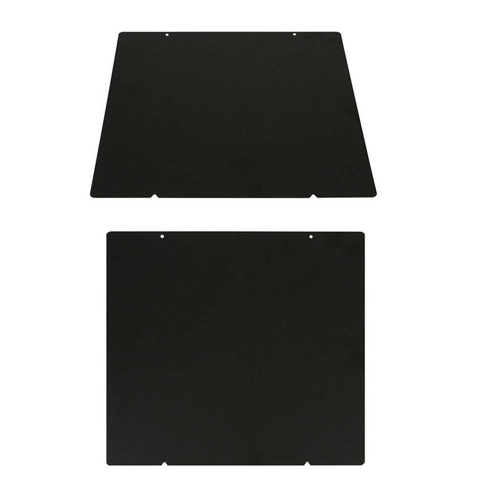 3D Printer Bed Build Surface Plate PEI Spring Powder Coated Steel Sheet Double-Sided Platform Textured Compatible with Prusa i3 enlarge