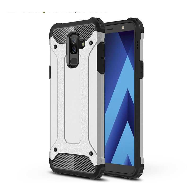 "Mokoemi Iron Armor Shock Proof 6.0""For Samsung Galaxy J8 Case For Samsung Galaxy J8 On8 J810 Cell Phone Case Cover"