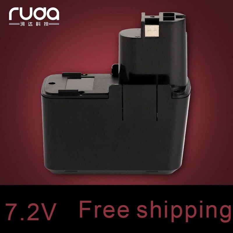 for BOSCH BOS 7.2VB 1500mAh/1.5Ah power tool battery Ni CD,2607335031,2607335032,2607335033,2607335073,2607335153