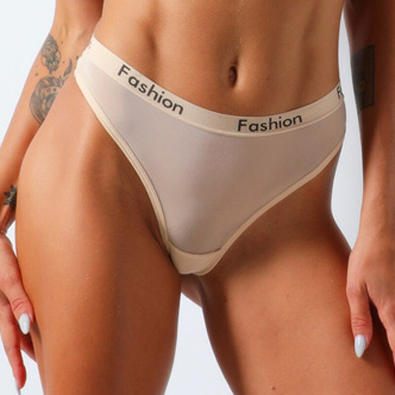 Las mujeres Sexy braguitas Tanga transparentes de talla grande de verano Ultra-Delgado ropa interior activo de malla ropa interior Braga transpirable XS-XXXL 1503