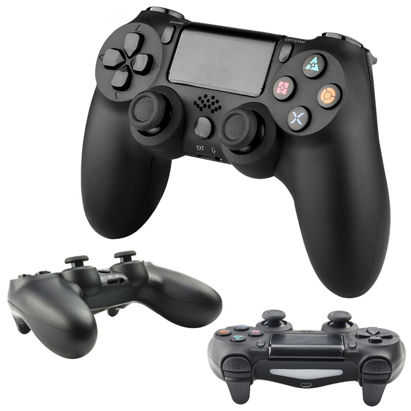Wireless Bluetooth Joystick for Sony PS4 Controller Gamepad For Playstation4 For Play Station 4 Cons
