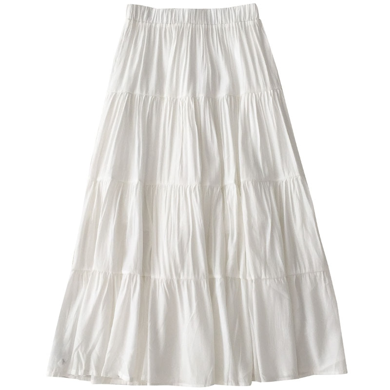 2020 spring summer autumn new women fashion casual  Skirt woman female OL  skirts Fq20050412