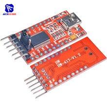 diymore FT232RL FTDI Transceiver Signal TTL CMOS Level Mini USB to TTL Serial Adapter Module Board for Arduino 3.3V 5.5V