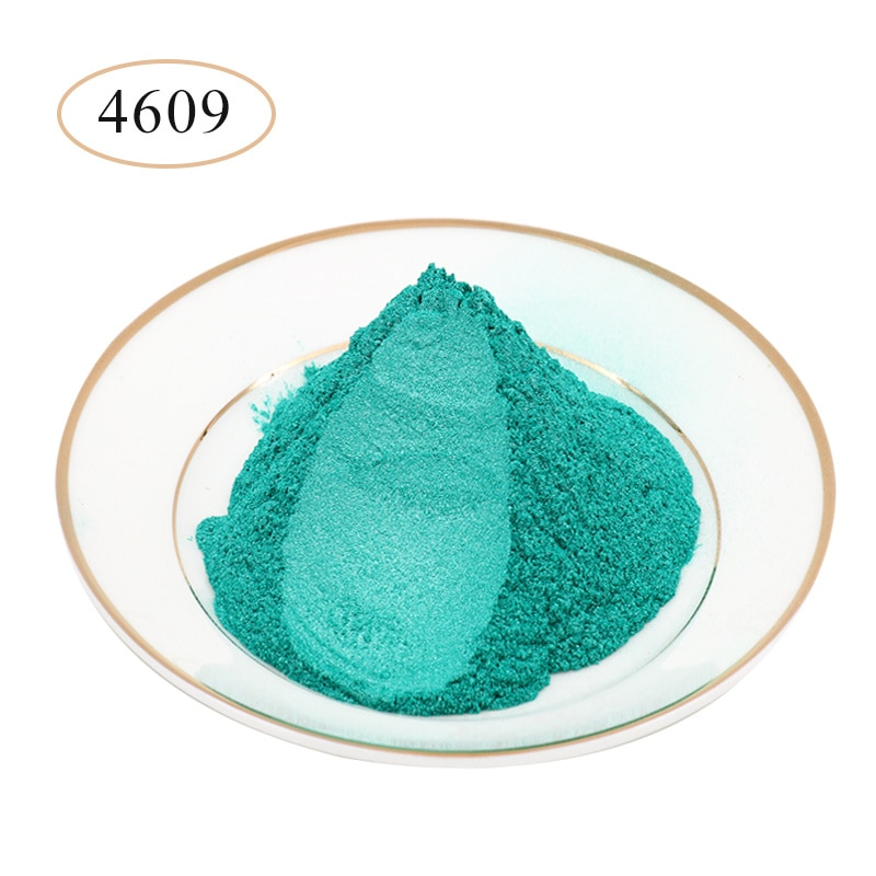 Жемчужный пигмент 4609, минеральная пудра, Мика, порошок, сделай сам, краситель для мыла, авторское искусство