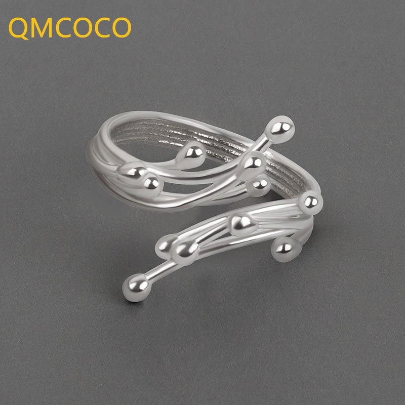 qmcoco-anillo-ajustable-con-apertura-para-mujer-anillo-ajustable-con-textura-irregular-estilo-coreano-diseno-de-lujo-ligero-y-minimalista-para-fiesta