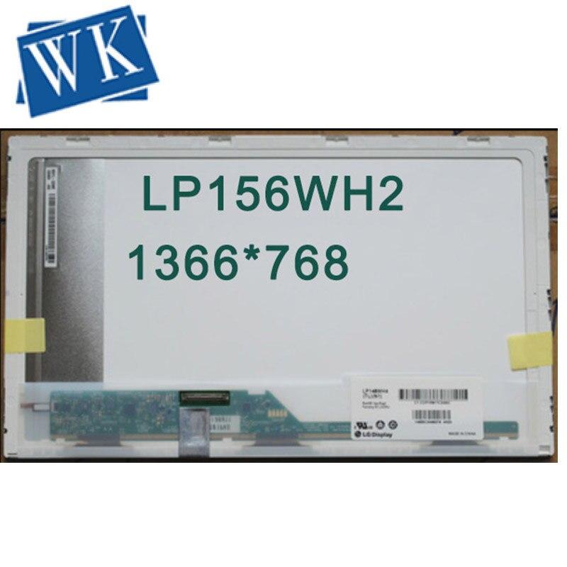 Envío Gratis 15,6 LED B156XW02 LP156WH2 N156BGE-L21 LP156WH4 LTN156AT02 LTN156AT05 LTN156AT15 LTN156AT24